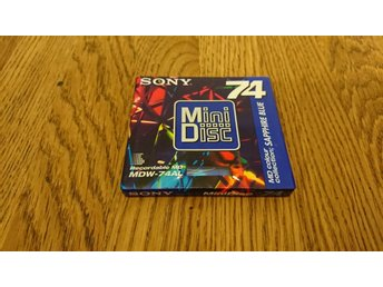 Mini Disc Sony 74 min