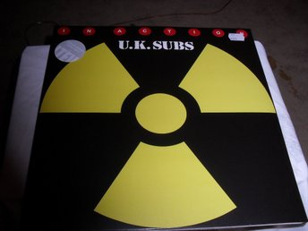 UK Subs - In Action  2 LP