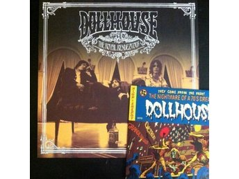"Dollhouse  Royal Rendezvous LP+7"" (Jimi Hendrix, the Mc5, Rock and roll)"