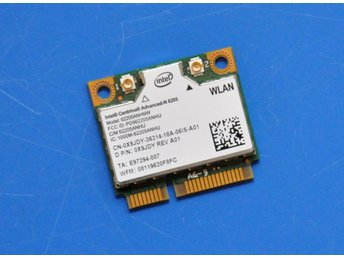 Intel Centrino Advanced-N 6205 mPCIe