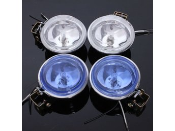 Universal H3 12V 55W Fog Spotlightts For Car Van Pickup T...