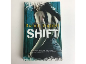 Bok, Shift, Rachel vincent, Pocket, ISBN: 9780778327608, 2010