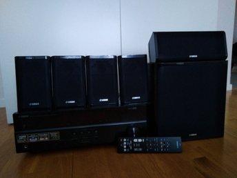 Yamaha soundbar och receiver med kombinerad sub.. (330589815) ᐈ Köp ... a543adb6dbb9c