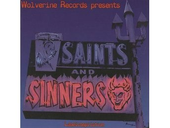 Various - Saints and Sinners - CD