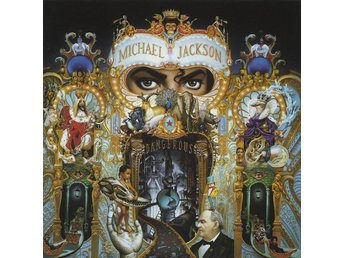 MICHAEL JACKSON - Dangerous , CD 1991 ,  ,