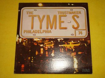 TYMES THE - TRUSTMAKER LP 1974