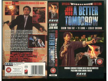 A better tomorrow 1 med Chow Yun Fat av John Woo action