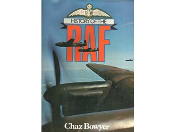 History of the RAF - Chaz Bowyer