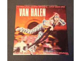 VAN HALEN - I'll Wait (Full Length Version) //David Lee Roth//