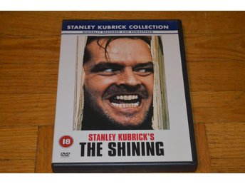 The Shining ( Jack Nicholson Stanley Kubrick ) DVD - Töre - The Shining ( Jack Nicholson Stanley Kubrick ) DVD - Töre