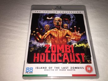 Zombi Holocaust (1980, The Italian Collection, 88 Films, Blu-ray)