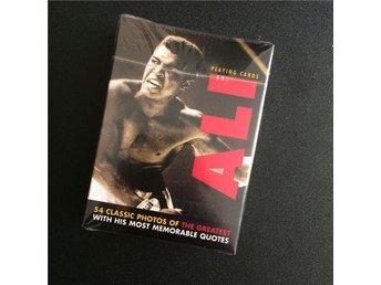 Mohammed Ali playing cards - Gnesta - Mohammed Ali playing cards - Gnesta