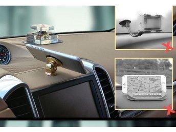 Mobil/GPS Bilhållare, Magnethållare, Mobilhållare till bil - Helsingborg - Mobil/GPS Bilhållare, Magnethållare, Mobilhållare till bil - Helsingborg