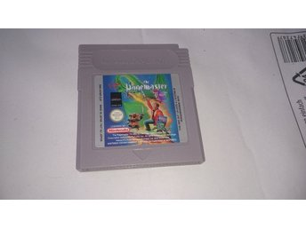 The Pagemaster Till Game Boy - Kiruna - The Pagemaster Till Game Boy - Kiruna