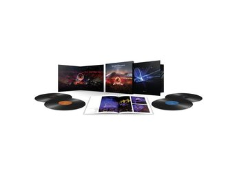 Gilmour David: Live at Pompeii (4 Vinyl LP)