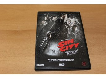DVD-film: Sin city (Bruce Willis, Jessica Alba, Josh Hartnett)
