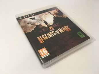 Spel - Legends of War - PS3