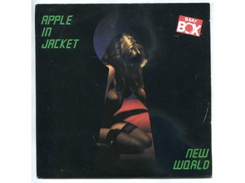 "Apple in jacket -New world (2 vers) 7"" Beat Box Sweden 1988"