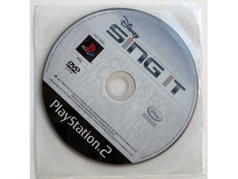 PS2: Disney Sing It