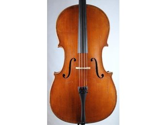 Tysk cello 1880