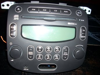 Bil-cd-radio Mp3