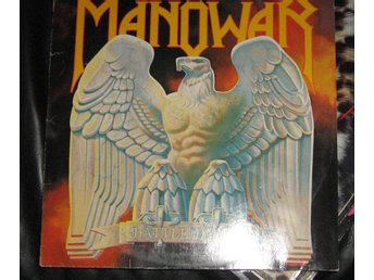 "Manowar LP ""Battle hymns"""