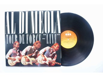 "** Al Di Meola ‎–  Tour De Force - ""Live"" **"