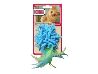 Kong Moppy with feathers