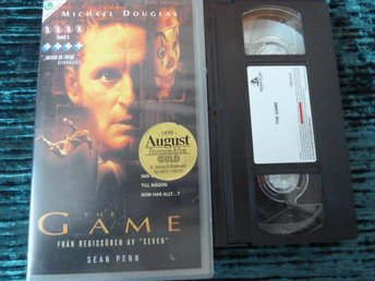 THE GAME,   VHS, FILM