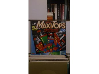 Die Neue Dino Maxi Tops, vinyl LP - Kungshamn - Die Neue Dino Maxi Tops, vinyl LP - Kungshamn
