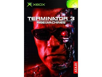 Terminator 3: Rise of the Machines - Xbox