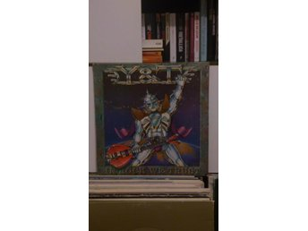 Y & T - In Rock We Trust, vinyl LP