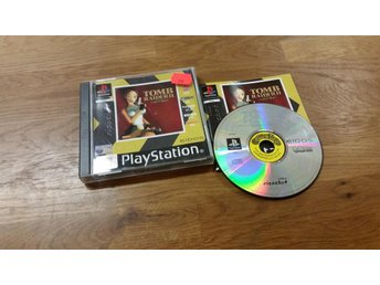 TOMB RAIDER 2 BEG PS1