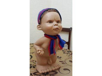 Stor Docka JOIMY RUDE BOY DOLL Made in Spain 96 - Original.