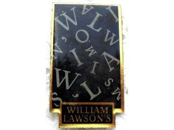 Pin - Whiskey - William Lawson´s