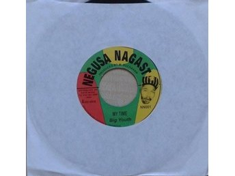 Big Youth title*  My Time* UK 7 Inch