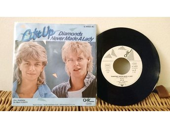 Lift Up - Diamonds Never Made A Lady - 7'' vinyl VG++ Modern Talking