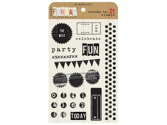 MME, Clear Stamps EVERYDAY FUN