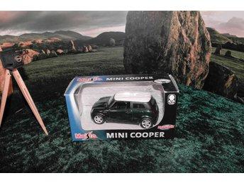 Mini Cooper (motorized) Maisto - Haparanda - Mini Cooper (motorized) Maisto - Haparanda