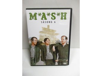 M*A*S*H - Säsong 6 (3 DISK) - FINT SKICK!