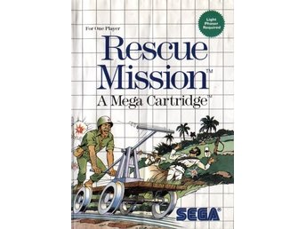 Rescue Mission (Komplett) (Beg)