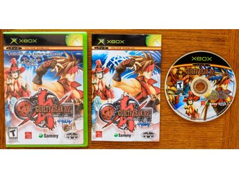 Guilty Gear X2 Reload - XBOX - NTSC USA