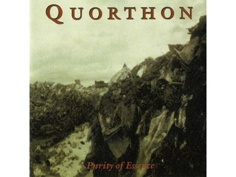 Quorthon Purity of essence CD