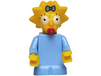 Lego - Figurer - The Simpsons - Maggie Simpson
