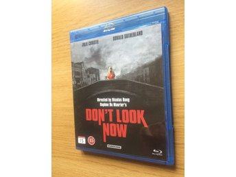 Dont look now - bluray