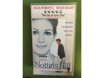Notting hill vhs film julia roberts hugh grant