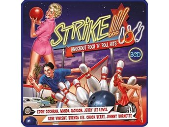 Strike / Knockout Rock'n'Roll Hits (Plåtbox) (3 CD)