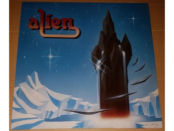 "ALIEN (LP, 12"") Virgin [209 198]"