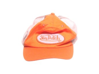 Von Dutch, Keps, Orange/Rosa