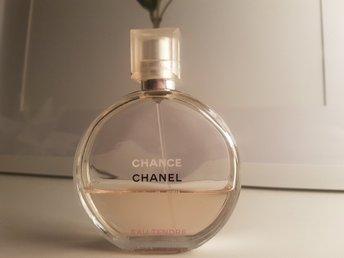 Härlig parfym från chanel eau tendre EdP 50 ml.. (340722438) ᐈ Köp ... e5e3d4caa443b